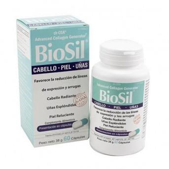 Biosil 60 cápsulas