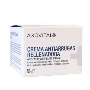 Axovital Crema antiarrugas rellenadora