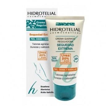 Hidrotelial Crema querato reguladora