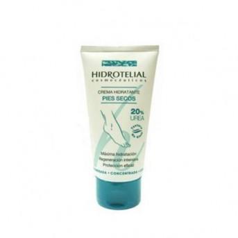 Hidrotelial crema hidratante pies secos 20% urea