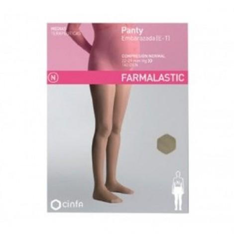 Farmalastic panty embarazada (E-T) compresión normal