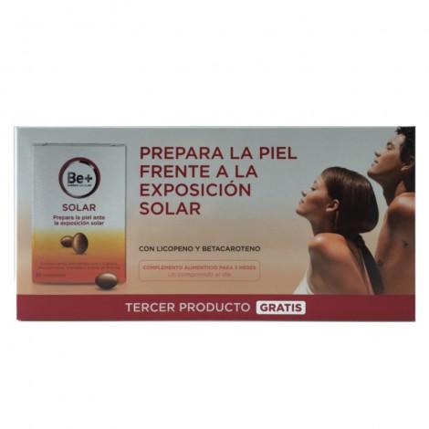 Be+ solar triplo 3x30 cp