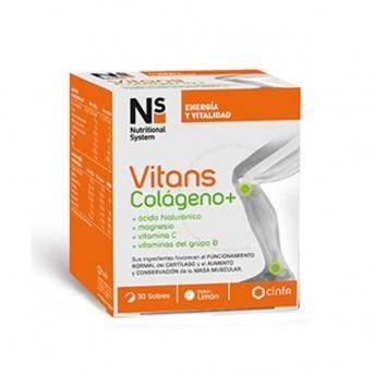 NS Vitans Colágeno +