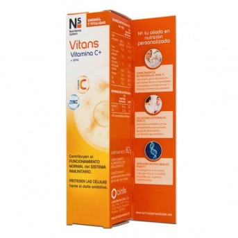 Ns Vitans vitamina C+