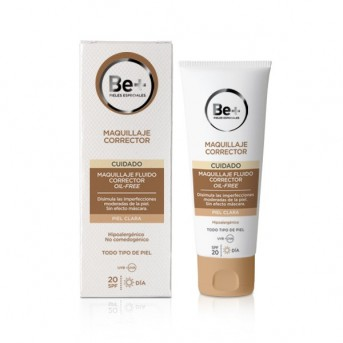 Be+ Maquillaje Fluido Corrector Oil-Free SPF20