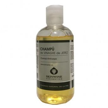 Skinwine Champú anticaspa de Vinagre de Jerez 250 ml