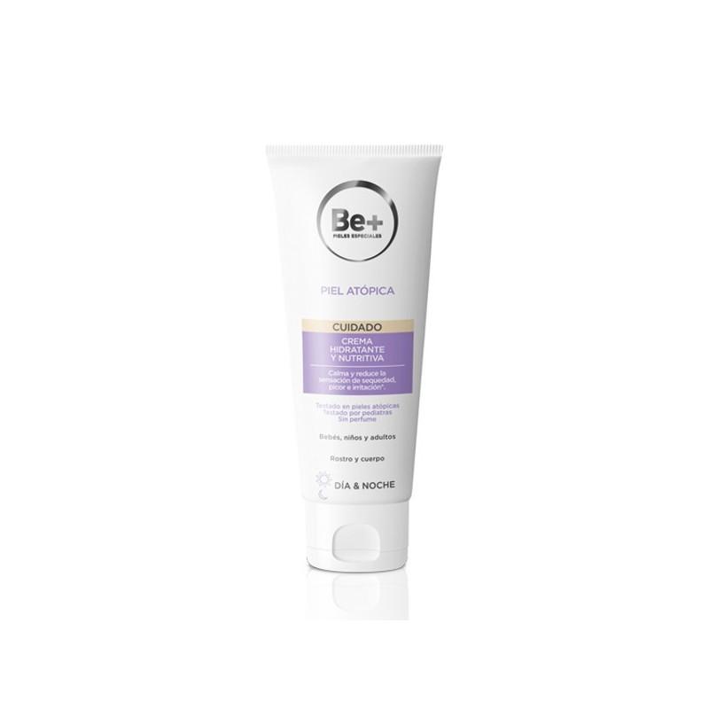 Be+ Crema hidratante y nutritiva para Piel Atópica