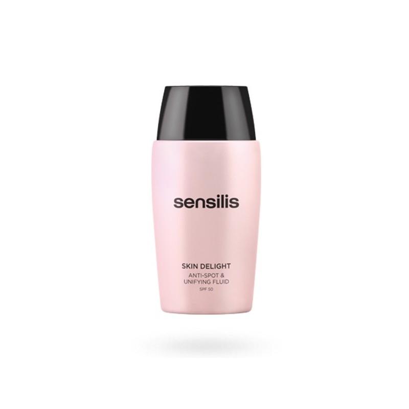 Sensilis Skin Delight anti-spot unifying fluido