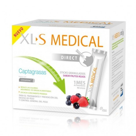 XL-S Medical Captagrasas Direct